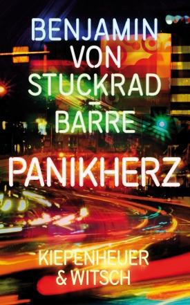 Kiepenheuer&Witsch Panikherz Stuckrad-Barre